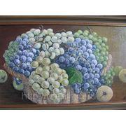 Изобилие винограда
