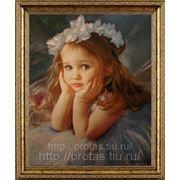 Детский портрет, портрет с фото, портрет на заказ фото