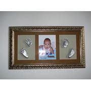 Детская композиция 2ручки+2ножки фото
