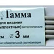 Спицы 5-ти компл. KN5 металл d 3.0, d 3.5, d 4.0 мм 20 см (носочные) фото