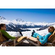 Горнолыжные курорты Швейцарии фото