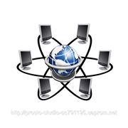 Підключення мережі, налаштування мережі. фото