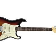 Электрогитара Fender American Deluxe Stratocaster V-Neck MN BK фото