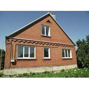Продается новый дом в Ахтырском, Абинского района фото