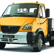 Автомобиль ГАЗ-33104-317 фото