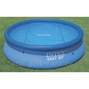 Тент солнечный для бассейнов Intex 59952 Solar Pool Covers 305 см фото