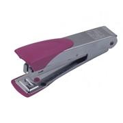 Степлер металлический Buromax 12 л. (скобы №10) розовый (BM.4153-10) фото