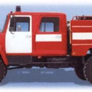 Автомобиль-пожарный АЦ-1,0-30 ГАЗ-3308 фото