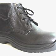 Ботинки юфтевые, модель: 43 фото