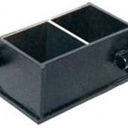 Форма куба 2ФК-100 (100х100х100 мм) фото