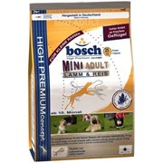 Сухой корм Bosch Adult Mini Lamb and Rice фото