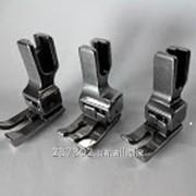 Лапки для промышленной швейной машины отстрочка края CR10 SP 18 фото