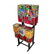 Стойка для торгового автомата для продажи различной продукции на заданное количество видов товара фото