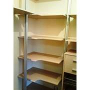 Мебель для гардеробных комнат фото