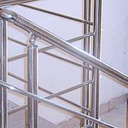 Ограждения лестниц в жилом доме фото