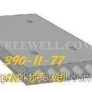 Плиты перекрытия ПК 72-12-8, панели перекрытия в большом ассортименте шириной 1,0м, 1,2м, 1,5м, 1,8м. фото