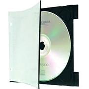 Коробка на 1 CD slim, тонкая, 3мм, А-Медиа, ClipTray фото