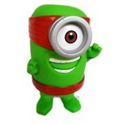 Minion колонка игрушка с Bluetooth, USB, microSD и FM фото