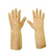 Диэлектрические перчатки фото