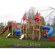 Детский игровой комплекс Т912 фото