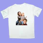 Печать фото на футболке фото