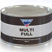 Полиэфирная среднезернистая шпатлевка MULTI FULL фото