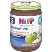 """ХИПП """"Спок.Ночи"""" Пшеничный с яблоками и грушами {с 5 мес} 190г. фото"""