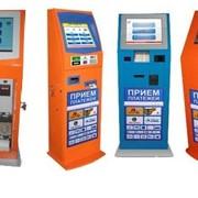 Производство, подключение, обслуживание платежных терминалов. фото