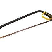 Пила лучковая 610 мм 4TPI с эргономичной ручкой Mastertool 14-6906 фото