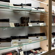 Оптические прицелы, дальномеры, подзорные трубы, бинокли Nikon, Kahles, Barska фото