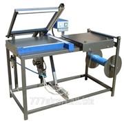 L-образный запайщик для термоусадочной упаковки напольный (импульсный). фото