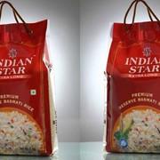 "Рис пропаренный 5 кг. - ""Indian Super"" Extra Long. Premium Basmati фото"