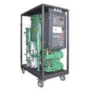 Установка для фильтрации трансформаторного масла CMM 1.0 для удаления влаги и твердых примесей из трансформаторных, турбинных, компрессорных и смазывающих масел, пр-во ТМ GlobeCore, Украина фото