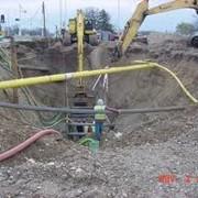 Строительство и ремонт подземных коммуникаций фото