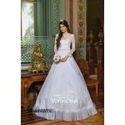 Платье свадебное, коллекция 2015 г., модель 027 фото