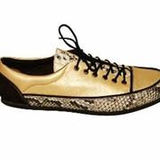 Обувь мужская ручной работы, эксклюзив фото