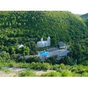 Mонастырь Сахарна