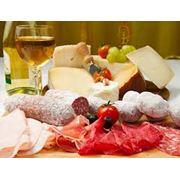 Доставка продуктов питания из Италии фото