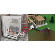 Системы отопления на тепловом насосе фото