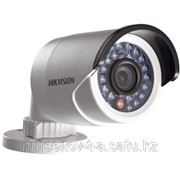 Уличная цветная камера DS-2CE15C2P-IR высокого разрешения 720 ТВЛ, ИК-подсветка 20м. фото