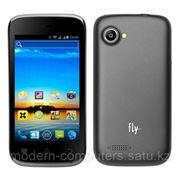 """Смартфон Fly IQ 442 Miracle (4"""", 800x480, IPS, 1600 мAч Li-ion, 3G) Black фото"""