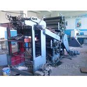 Офсетная двусторонняя большая печатная машина (15000 экземпляров в час) фото