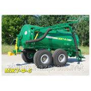 Машина для внесения жидких органических удобрений (бочка для транспортировки навоза) МЖТ-Ф-6 фото