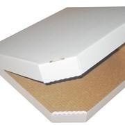 Изготовление коробок для пицц фото