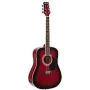 Акустическая гитара Martinez FAW-702 / TWRS фото