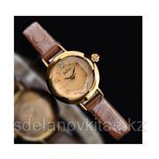 Женские часы JULIUS с кожаным ремешком фото