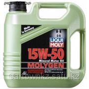 Liqui Moly Molygen 15W-50 4 литра фото
