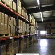 Услуги открытых складских площадок фото