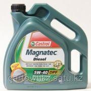 Castrol Magnatec Diesel 5W-40 DPF 1 литр фото
