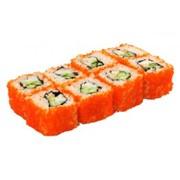 Доставка суши - Калифорния маки фото